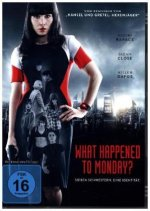 What Happened To Monday?, 1 DVD