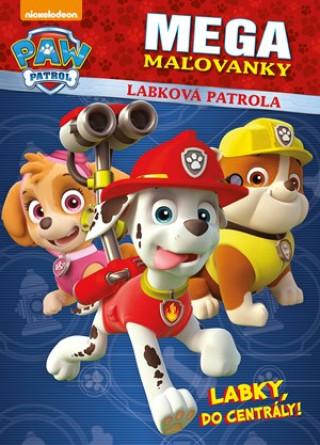 Labková patrola Megamaľovanky
