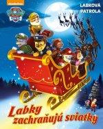Labková patrola Labky zachraňujú sviatky