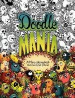 Doodle Mania: Zifflin's Coloring Book