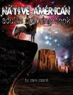 Native American: Adults Coloring Book