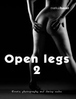 Open legs 2: Erotic photography and daring nudes