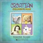 Croatian Children's Book: Cute Animals to Color and Practice Croatian