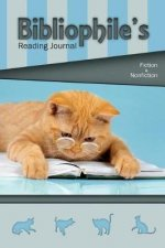 Bibliophile's Reading Journal for Fiction and Nonfiction Books: Pocket Edition, 6