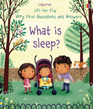 Lift-the-flap Very First Questions and Answers What is Sleep?