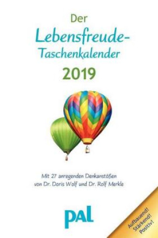 Der Lebensfreude-Taschenkalender 2019