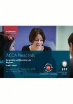 ACCA Corporate and Business Law (English)