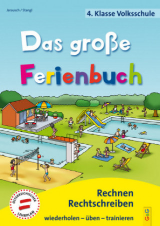 Das große Ferienbuch - 4. Klasse Volksschule
