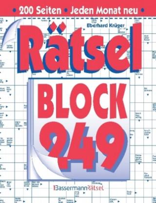 Rätselblock. Bd.249