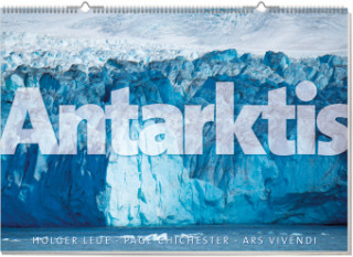 Monumentalkalender Antarktis, immerwährend