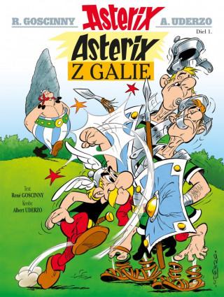 Asterix 1 Asterix z Galie