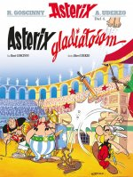 Asterix 4 Asterix gladiátorom
