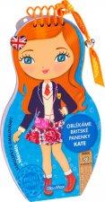 Oblékáme britské panenky Kate