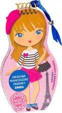 Oblékáme francouzské panenky Emma