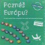 Poznáš Európu?