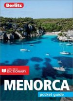 Berlitz Pocket Guide Menorca (Travel Guide with Dictionary)