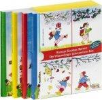 Die Wimmlinger Jahreszeiten-Box, 4 Bde.