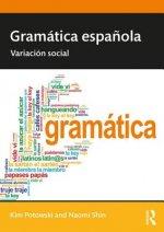 Gramatica espanola