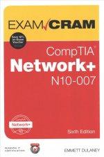 CompTIA Network+ N10-007 Exam Cram