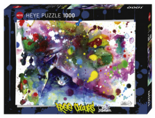 Meow Puzzle 1000 Teile