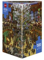 Library Puzzle 1500 Teile