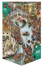 O Sole Mio! Puzzle 2000 Teile