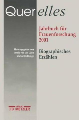 Querelles. Jahrbuch fur Frauenforschung 2001