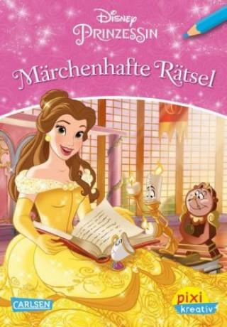 Disney Prinzessin - Märchenhafte Rätsel