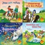 Pferde und Ponys, 4 Hefte