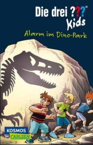Die drei ??? Kids: Alarm im Dino-Park