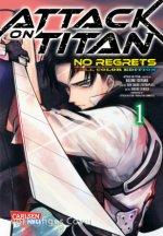 Attack On Titan - No Regrets Full Colour Edition. Bd.1