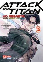 Attack On Titan - No Regrets Full Colour Edition. Bd.2