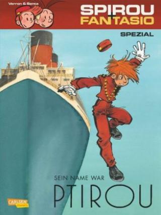 Spirou & Fantasio - Sein Name war Ptirou