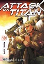Attack on Titan. Bd.23