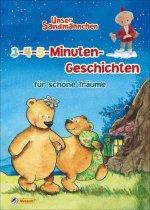Unser Sandmännchen: 3-4-5 Minuten-Geschichten für schöne Träume