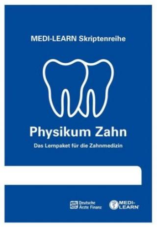 Physikum Zahn, 20 Bde., 1 Broschüre