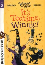 Read with Oxford: Stage 5: Winnie and Wilbur: It's Teatime, Winnie!