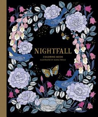 Nightfall Coloring Book