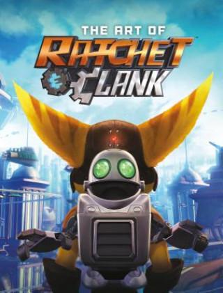 Art Of Ratchet & Clank