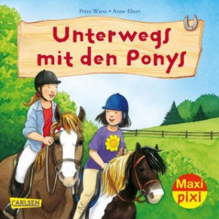 Maxi Pixi 278: VE 5 Unterwegs mit den Ponys (5 Exemplare)