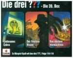 Die drei ??? 3er Box. Box.39, 3 Audio-CD