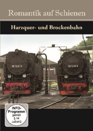 Romantik auf Schienen - Harzquer- und Brockenbahn