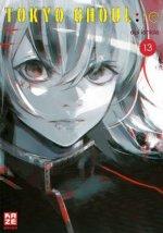 Tokyo Ghoul:re. Bd.13