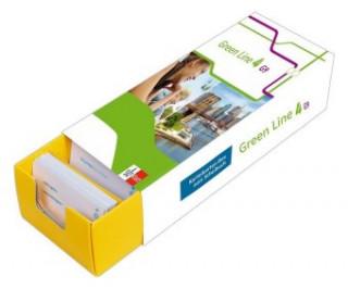 Vokabel-Lernbox zum Schulbuch. Green Line 4. G9. Klasse 8