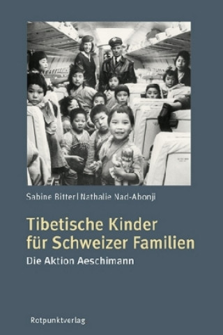Tibetische Kinder für Schweizer Familien