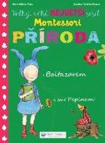 Velký, větší, největší sešit Montessori Příroda