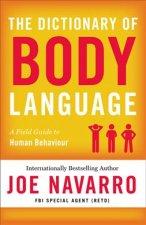 Dictionary of Body Language