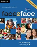 face2face Pre-intermediate A Student's Book A