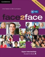 face2face Upper Intermediate A Student's Book