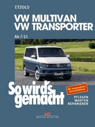 VW Multivan / Transporter ab 7/15